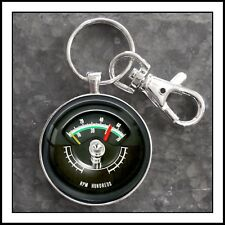 1964 GTO Tachometer Photo Keychain Vintage Pontiac 🎁 Gift