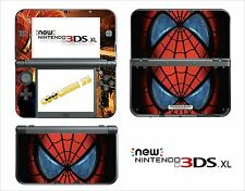 SKIN STICKER AUTOCOLLANT - NINTENDO NEW 3DS XL - REF 43 SPIDERMAN