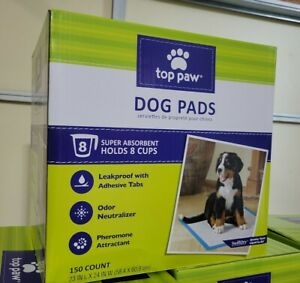 Top Paw Dog Pads 150 count