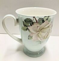 Portmeirion VINTAGE ROSE Bone China Porcelain Mug Cup Made In England 4""