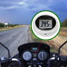 Auto Thermometer Mini Universal Motorrad Thermometer zum Aufkleben Wasserdicht