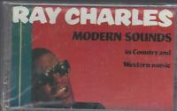 RAY CHARLES MODERN SOUNDS  COUNTRY AND WESTERN MUSIC Born To Lose NEW CASSETTE