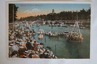 Henley on Yarra Melbourne Vic Australia Vintage Repro Collectable Postcard.