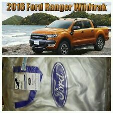 Breathable Full Body Car Cover Dust Rain Genuine Ford Ranger T6 WILDTRAK 4 Doors
