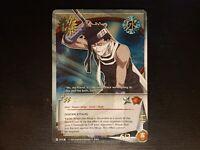Naruto CCG - Zabuza Momochi [Suicide Attack] 323 Super Rare NM