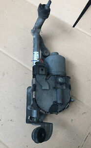 VW GOLF PLUS MK5 04-09 DRIVER SIDE RIGHT WIPER MOTOR AND LINKAGE 5M0955024