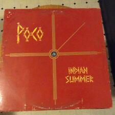 POCO - Indian Summer - LP Record Album Exc Cond