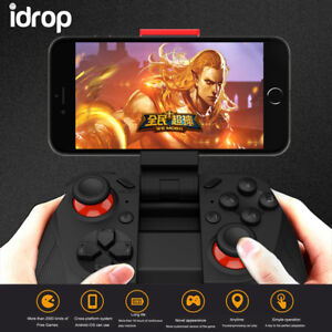 idrop MOCUTE-050 Wireless Gamepad player Bluetooth 3.0 Game Controller Handle Jo