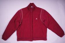 Adidas Winterjacke Jacke Weinrot Vintage Retro Damen Gr. L / 44