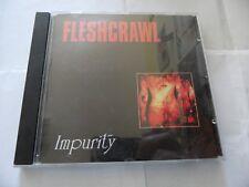 Fleshcrawl-Impurity CD Death Metal