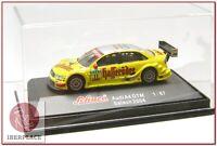 H0 escala 1:87 ho maqueta modelismo coche auto car Schuco Audi A4 DTM 2004 (nr2)