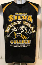NIKE ELITE ANDERSON MUAY THAI COLLEGE SILVA UFC MMA FIGHT FIGHTER T SHIRT M