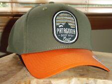 Patagonia Vesper Fatigue Green Roger That Hat