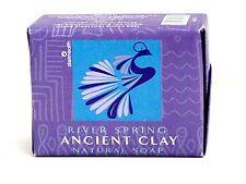 Zion Health Ancient Clay Soap River Spring - Mandarin & Green Tea