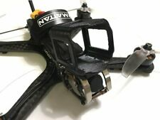 *BLACK Armattan Marmotte Gopro SESSION 4/5 Mount for RACING DRONE FREESHIPPING
