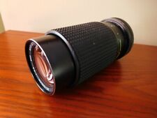 RMC Tokina 80-200mm Camera Zoom Lens 1:45