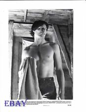 Christopher Reeve barechested VINTAGE Photo Death Trap