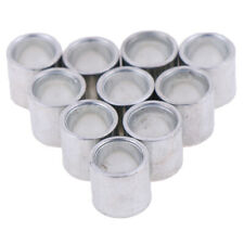 10Pcs For Scooter Wheel Sport Skateboard Bushed Bearing Spacer Metal Bush Wa