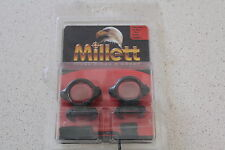 Millett Steel Rings and Bases Sako 1 Inch Medium Smooth SA00011