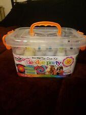 Tulip One-step Tie-Dye Party Kit NEW CRAFTS Kids DIY