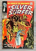 Silver Surfer 3. 1st Appearance of Mephisto. Nice Copy.