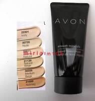 Avon Smooth Minerals Liquid Foundation
