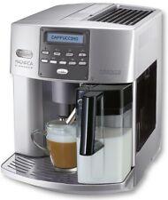 DeLonghi ESAM 3600 Espresso Kaffeevollautomat Elegance Milchbehälter silber NEU
