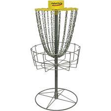 NEW Innova DISCatcher Sport Disc Golf Basket - Yellow