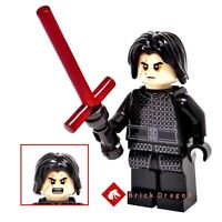 Lego Star Wars - Kylo Ren (without cape) *NEW* from set 75216