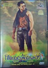 GOVINDUDU ANDARIVADELE (2014) RAM CHARAN, KAJAL ~ TELUGU INDIAN DVD