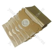 Fits Karcher WD2.200, WD2.240 and WD2.250 4C Vacuum Cleaner Dust Paper Bags