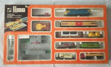 More details for lima ho gauge 1157a class 33 freight - pipe unloader operating train set br blue