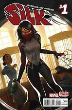 Silk #1 All-New All-Different Marvel 9.4 NM 1st Ptg