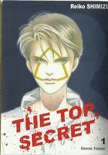 THE TOP SECRET VOL 1 EDITION TONKAM