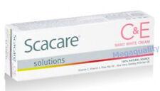 Scacare C and E nano white natural Vitamin lightening cream