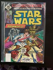 Star Wars #12 White Pages Marvel Comics 1978