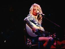 DOLLY PARTON - American Singer/Songwriter - Original Vintage 35mm Slide 1990