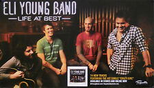 ELI YOUNG BAND, LIFE AT BEST POSTER (D8)