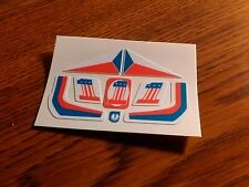 """EVEL KNIEVEL"" trail bike STICKERS"
