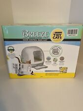 Purina Tidy Cats Hooded Litter Box System, BREEZE Hooded System Starter,10.37 lb