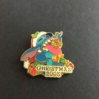 HTF Disney LOVE Scrump HKDL 2010 Passholder Exclusive Angel Kiss Stitch pin
