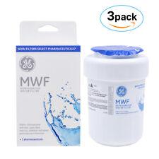 Genuine GE MWF MWFP GWF 46-9991 General Electric Smartwater Water Filter, 3 Pack