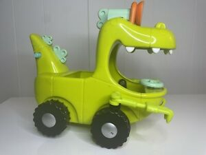 Rugrats Reptar Wagon Car Vintage Toy Vehicle Viacom 1998