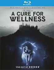 A Cure For Wellness (Blu-ray Disc ONLY, 2017)