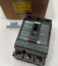 Hdl36090 Square D 90Amp 3pole 600v Circuit Breaker New!