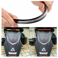 Soft Flexible 48 LED Motorcycle Strip Light Rear Tail Turn Signal Brake Light GB