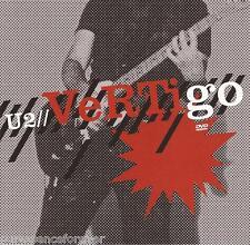 U2 - Vertigo (UK 4 Track DVD Single)