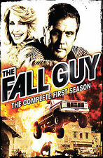 THE FALL GUY THE COMPLETE FIRST SEASON 1 ONE DVD NEW SEALED