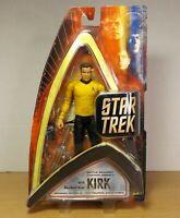 Star Trek Battle Ravaged Captain James T. Kirk Rare Art Asylum Wave 3 2004 NIB