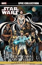 Star Wars Legends Original Marvel Years Vol 1 Epic Collection Graphic Novel Book